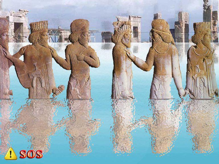 Save Pasargadae and Persepolis