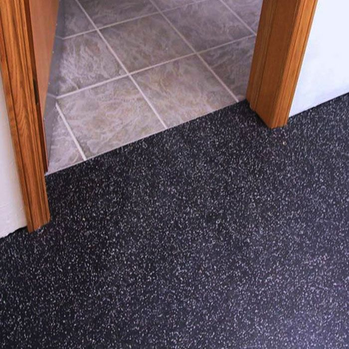 rubber flooring pictures