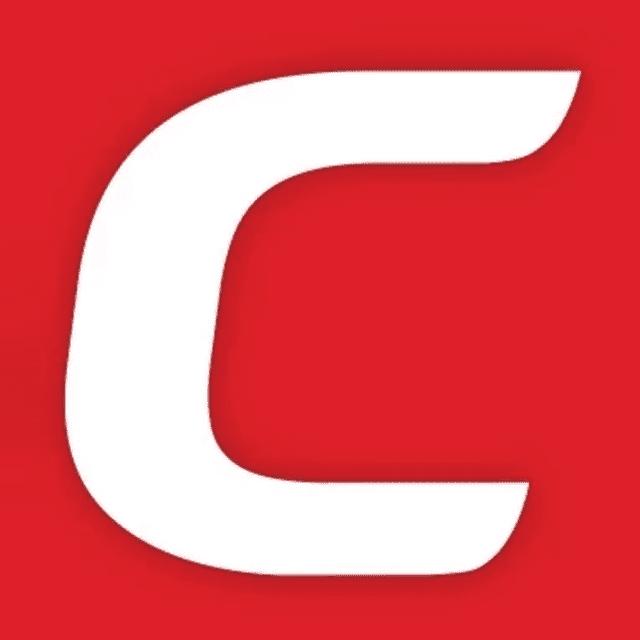 Screenshot of the Comodo logo