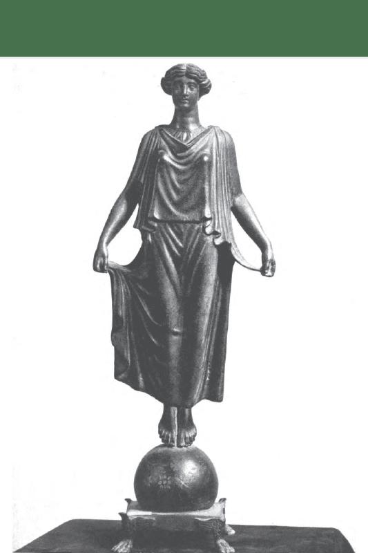 The Roman Goddess Fortuna