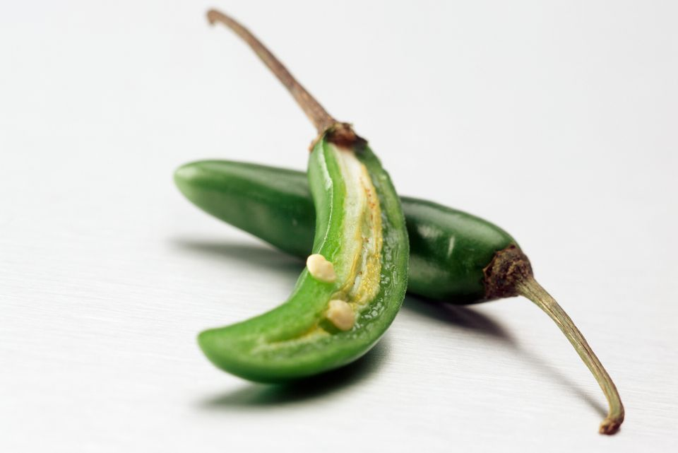 What is a serrano pepper?