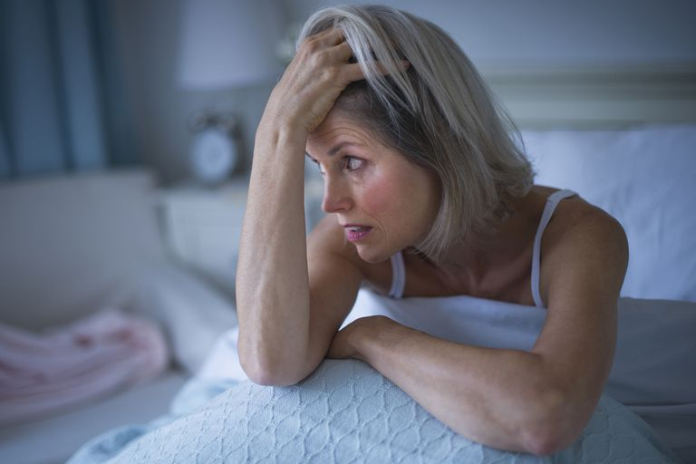 Post-traumatic stress disorder (PTSD) can affect sleep and cause nightmares and insomnia