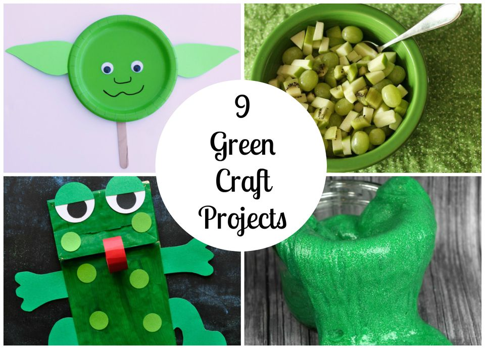 9 Green Craft Projects