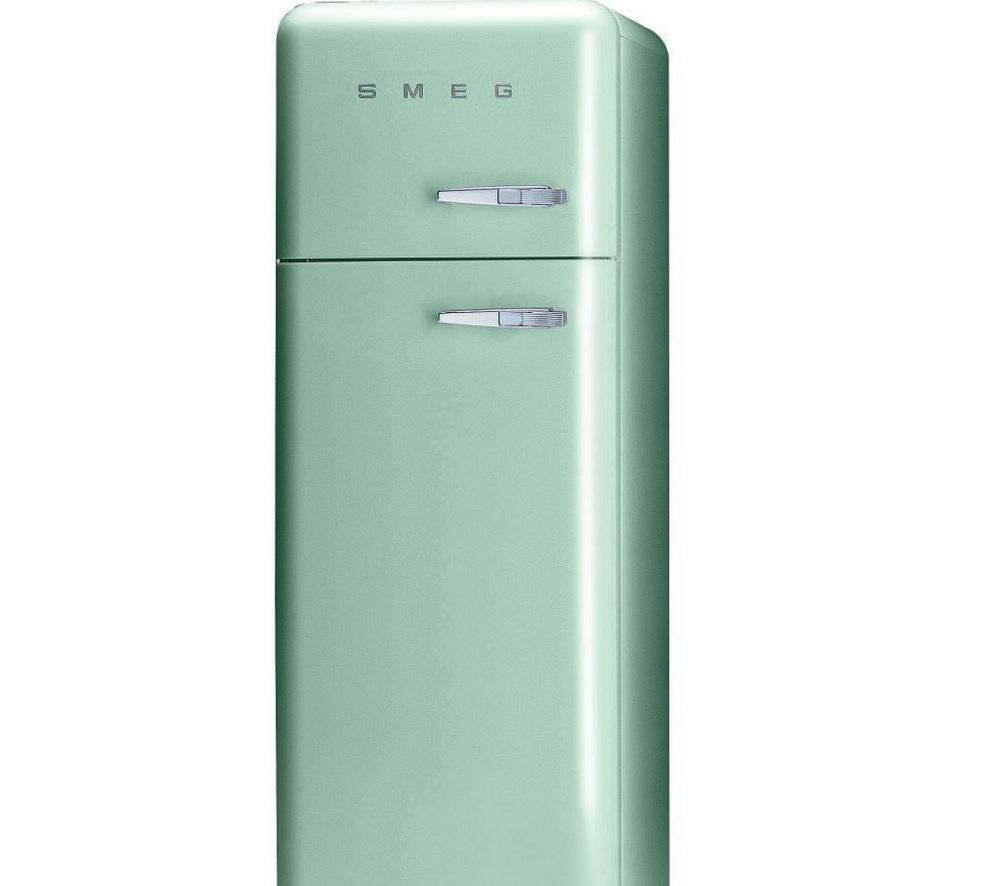 Narrow refrigerators that give your kitchen more space - Refrigerator small spaces style ...