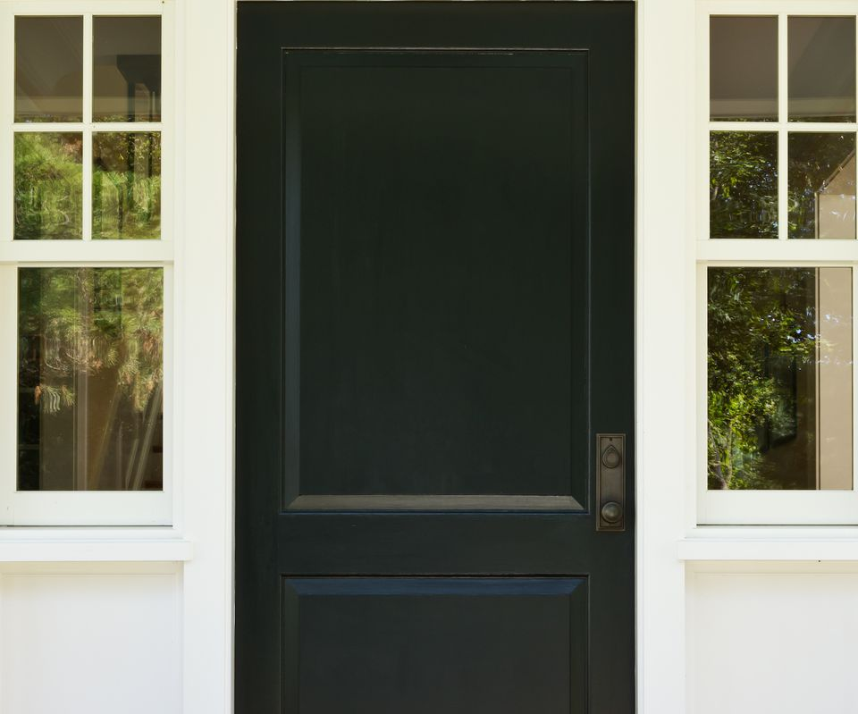 doors oak door timbawood painted traditional built custom london external front in solid