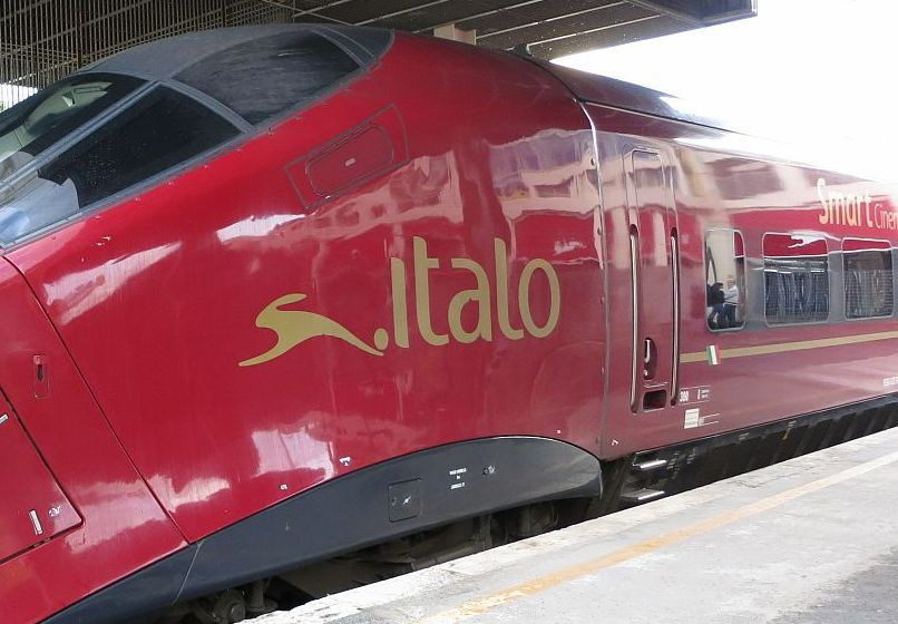 Italy S Private High Speed Rail Line Named Italo
