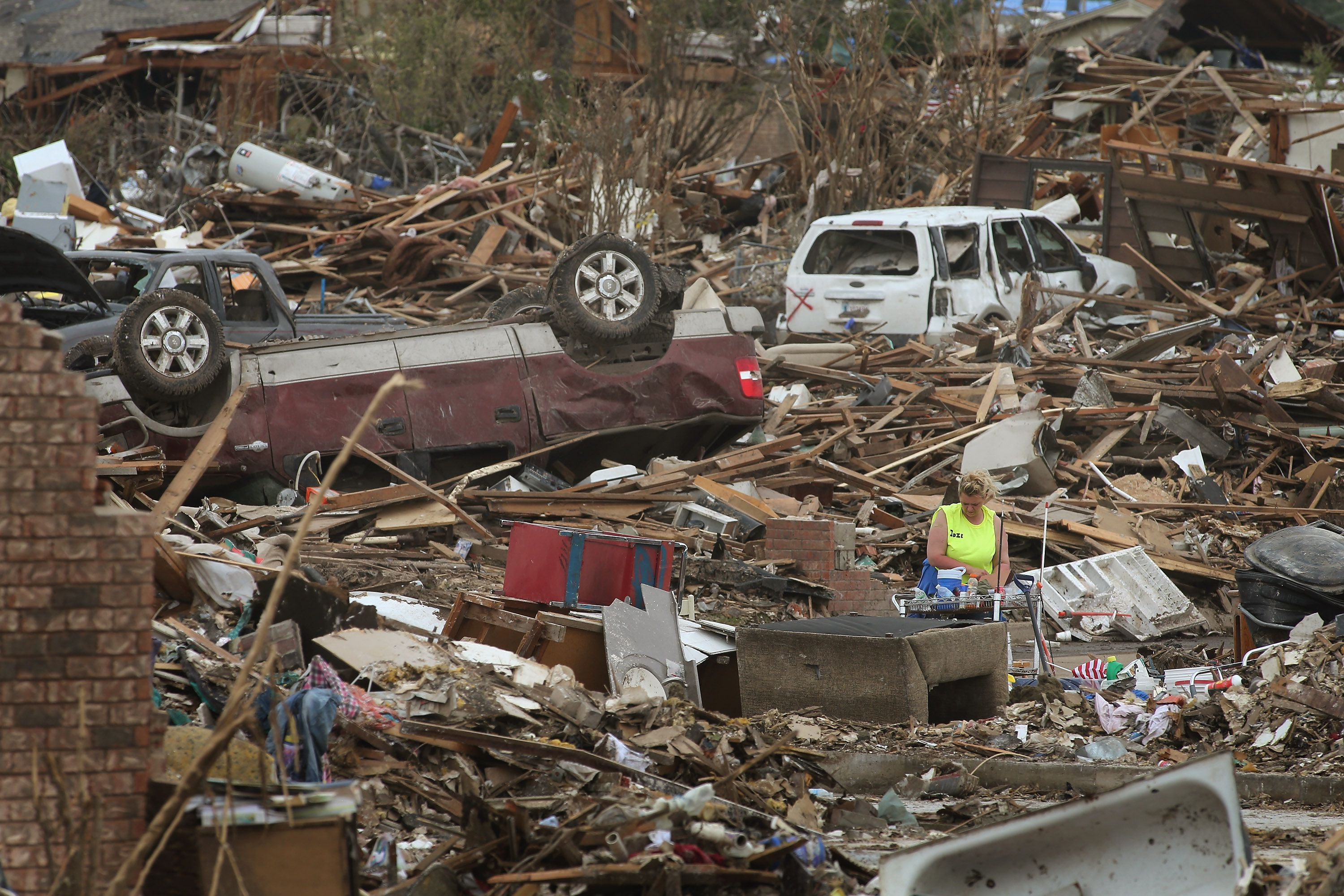 How Are Natural Disasters Related To Health And Health Care