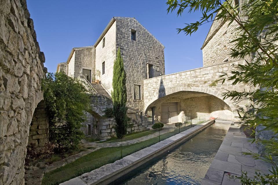 Chateau de Balazuc