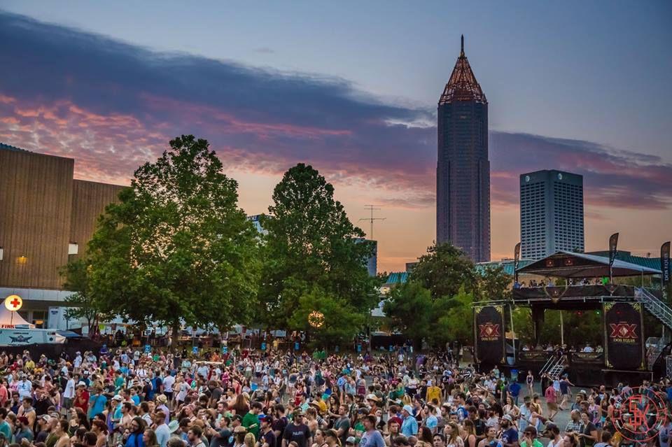 Shaky Knees Festival Atlanta