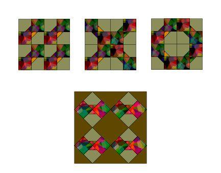 Easy Bow Tie Quilt Block Pattern : bow tie quilt block - Adamdwight.com