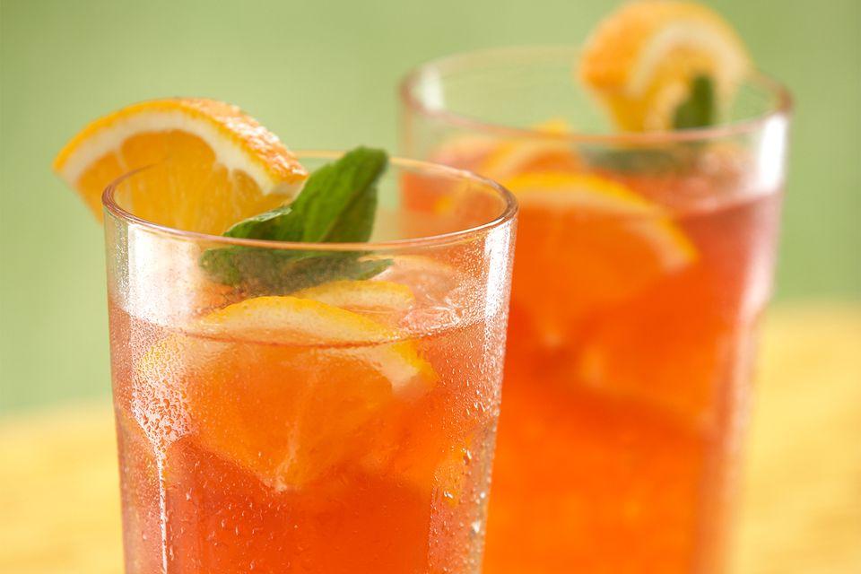 Judy Bronson's Georgia On My Mind Cocktail