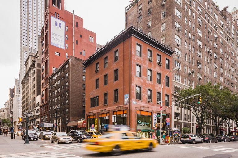 Midtown Manhattan, Madison Avenue and East 36th street