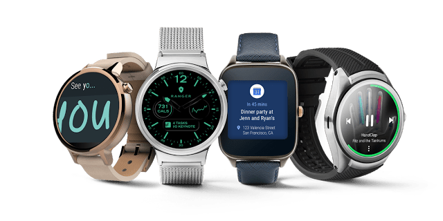 A Look at What's New in Android Wear 2.0