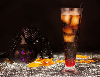 Show off your best vodka in the clean crisp vodka martini an easy cola and black cherry vodka drink for halloween sisterspd