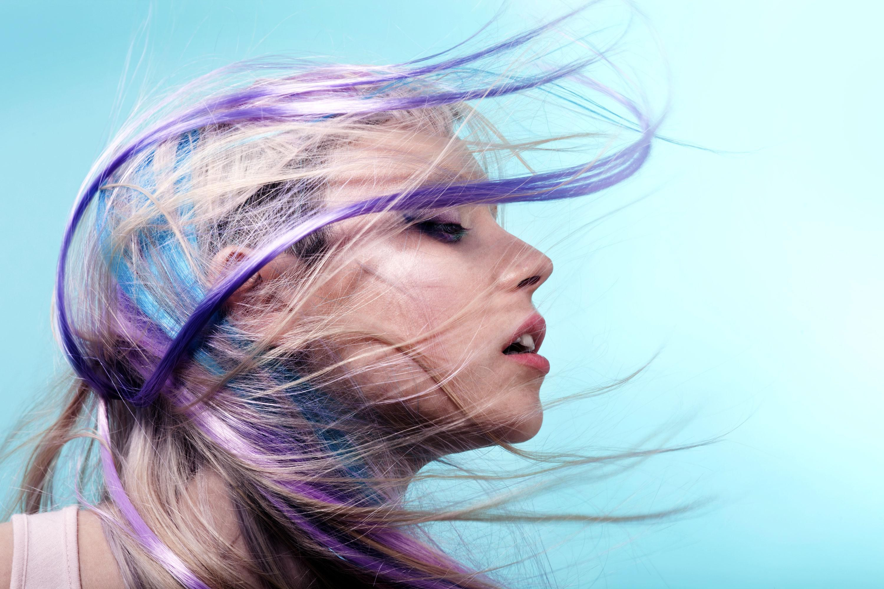 The Best Dyes For Bright And Crazy Hair Color