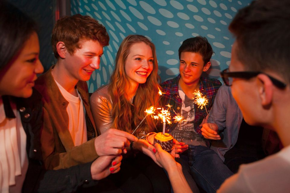 12 cool ideas for an 18th birthday party