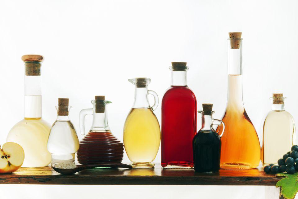 Vinegar Stains