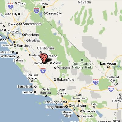 Overview Of Naval Air Station Lemoore California - Us navy fleet locations map