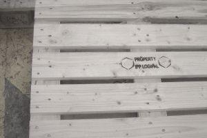 wood pallet food safety