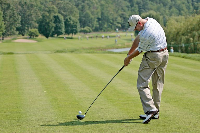 Golf shaft flex