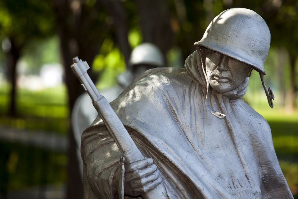 Korean War Memorial, Washington, DC