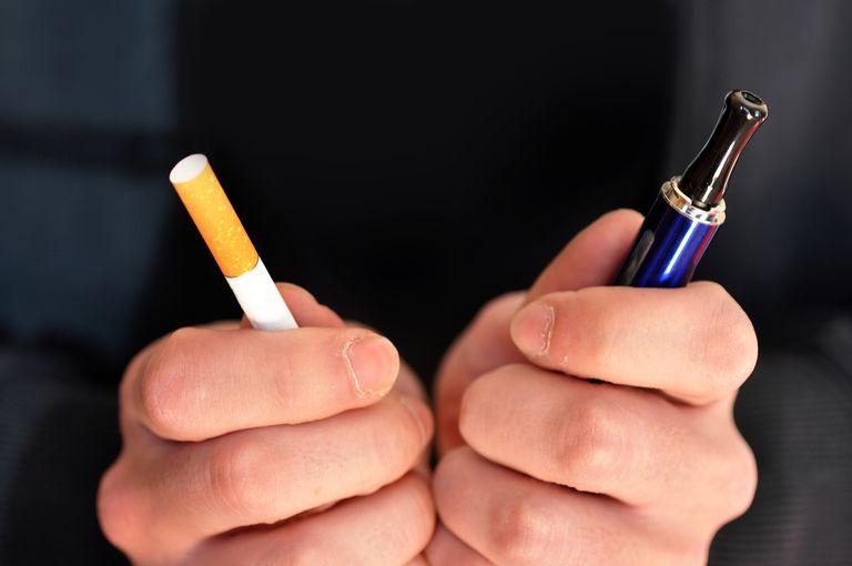 sigaretta elettronica vs sigaretta