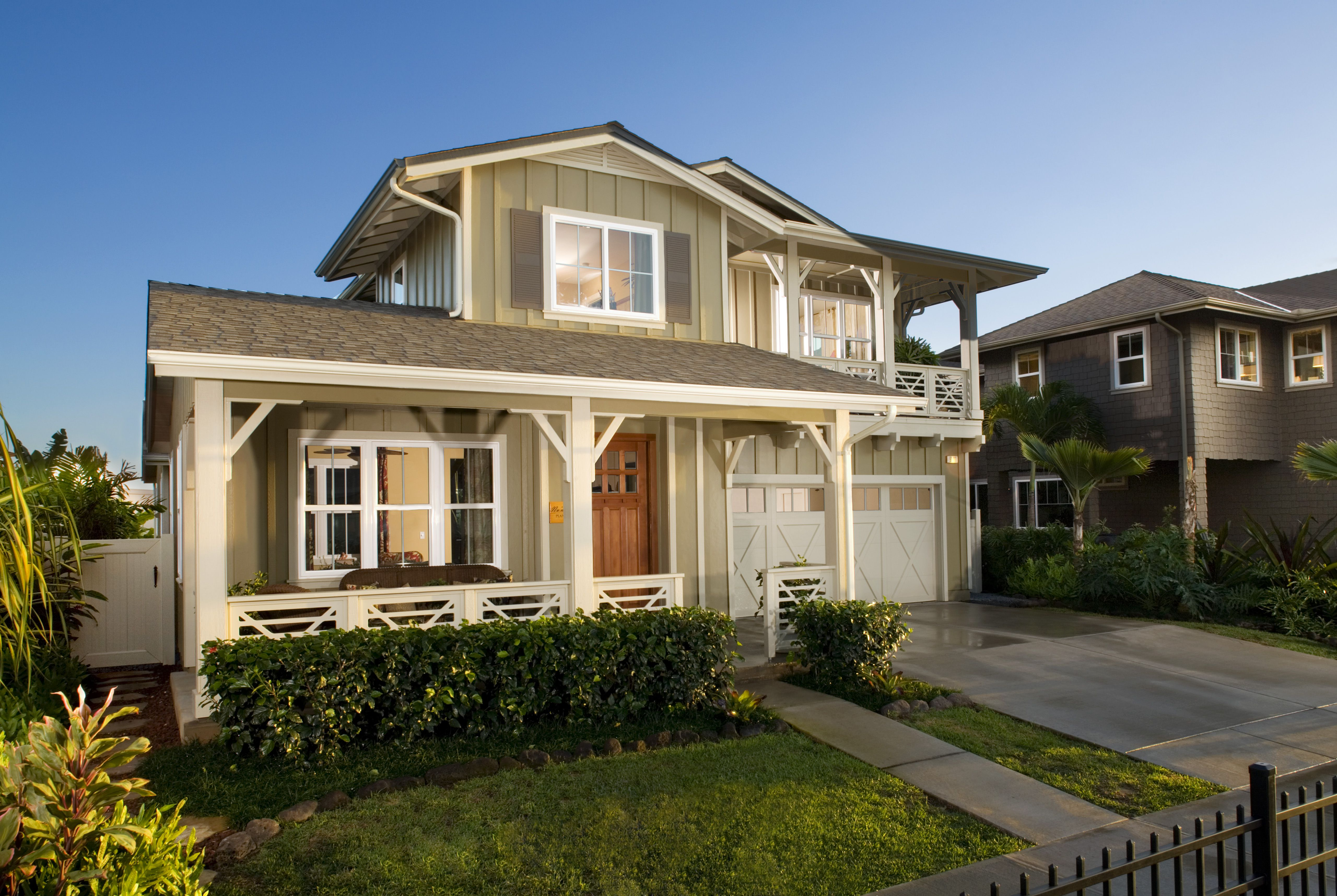 ExpertlyCrafted Paint Schemes For Your Home Exterior