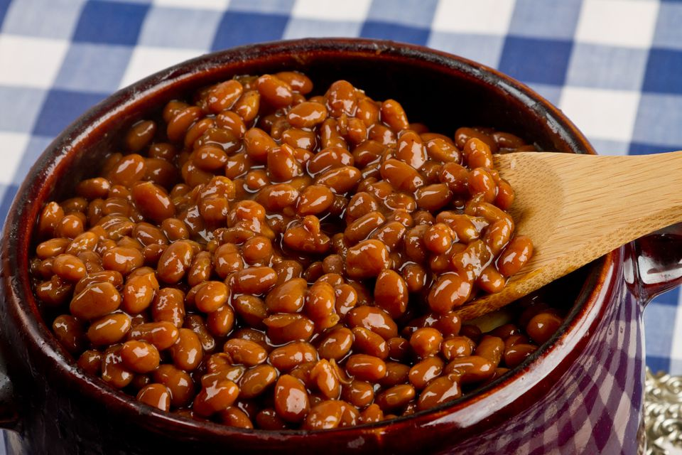 Molasses Baked Bean Recipe With Salt Pork