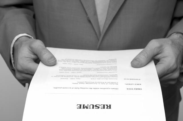 Do You Need a Resume?