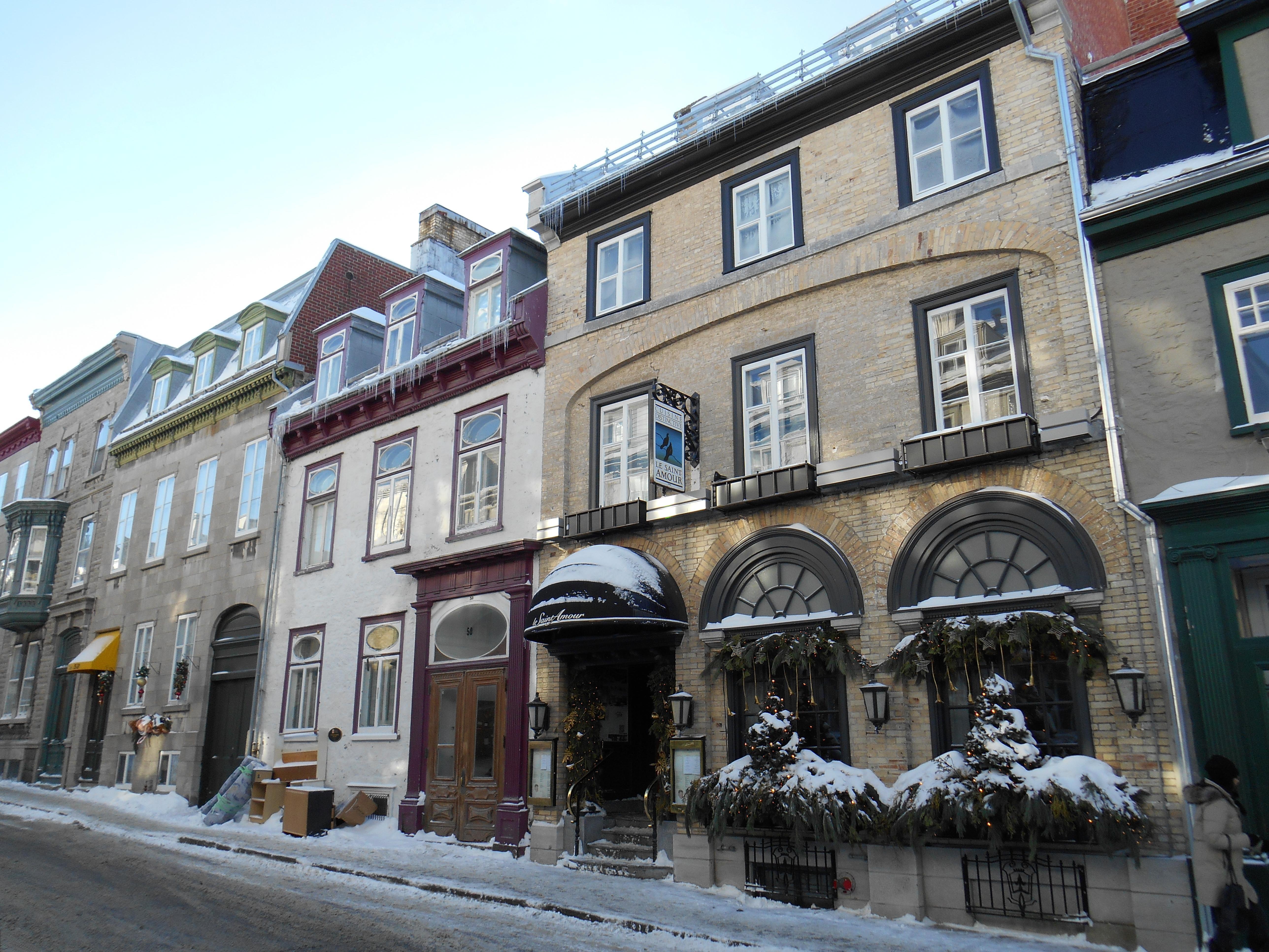 quebec city u0027s top restaurants for luxury travelers