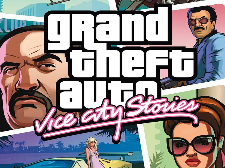 GTA Vice City Stories (wide image)
