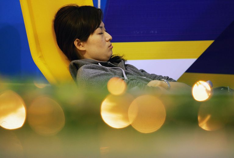 Loud snoring on a flight may be presented with simple treatments like allergy relief and nasal strips