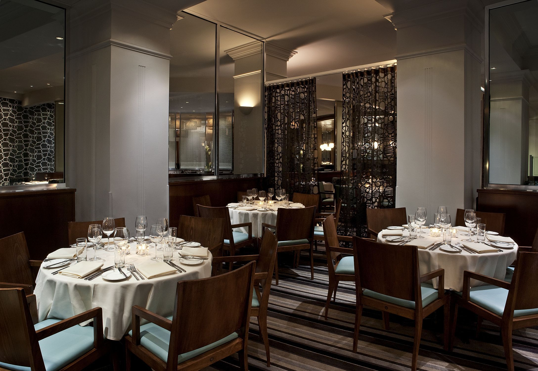 40 great washington dc party venues for Best restaurants with private dining rooms