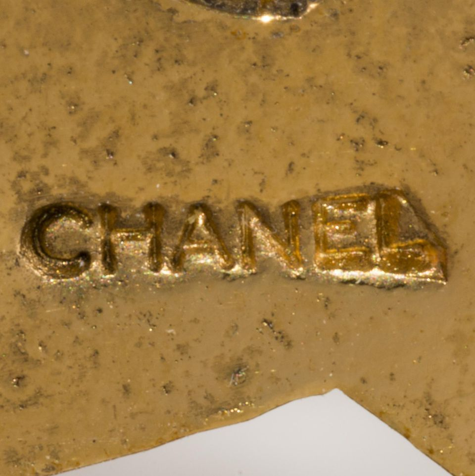 Chanel Stamped Mark, c. 1970