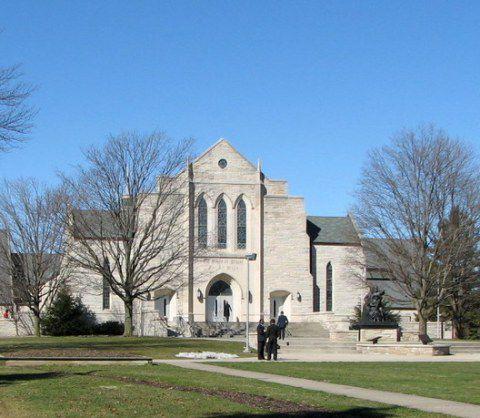 Andrews University - Pioneer Memorial Church