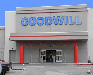 Goodwill Thrift Store in Reno, Nevada, NV