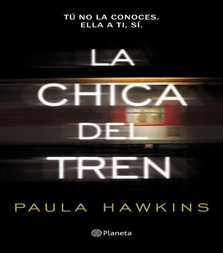 La chica del tren de Paula Hawkings