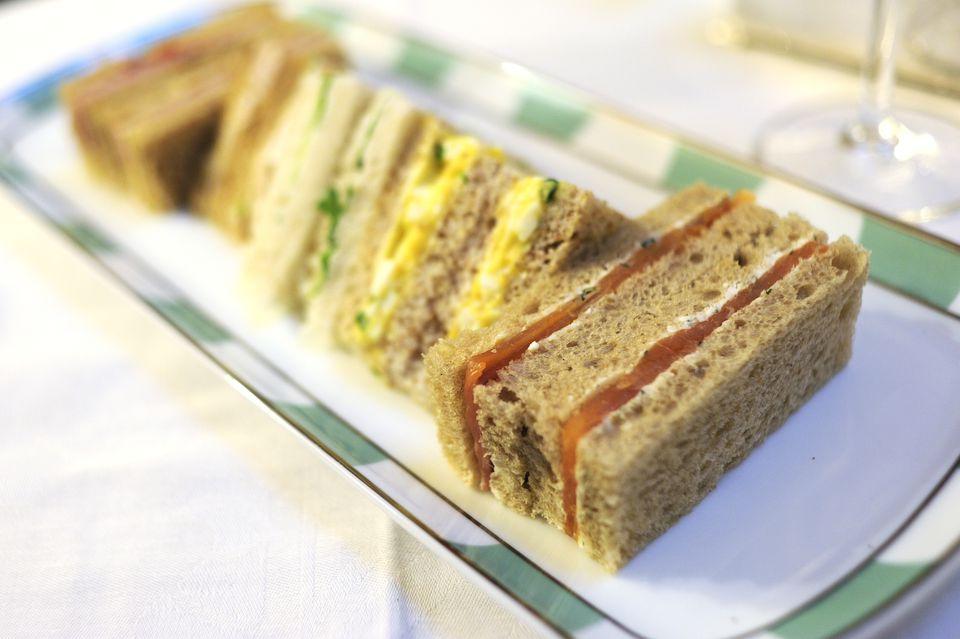 Traditional English Tea Sandwich Recipes