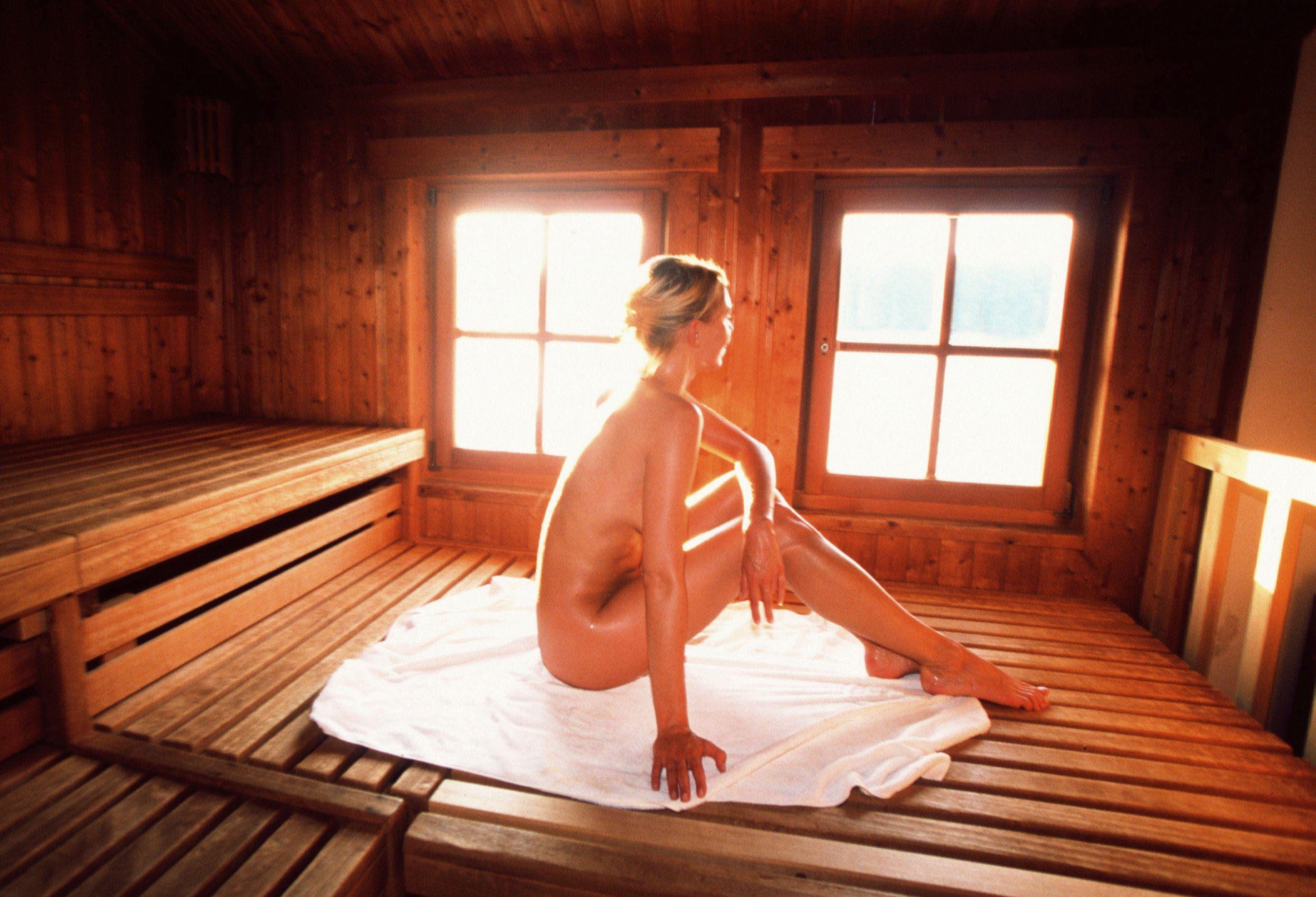 Sauna Sex Deutsch