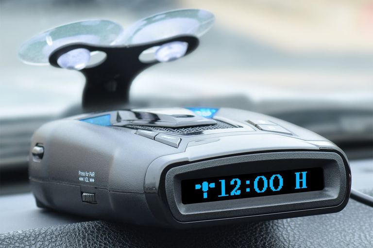 Image result for Radar Detector