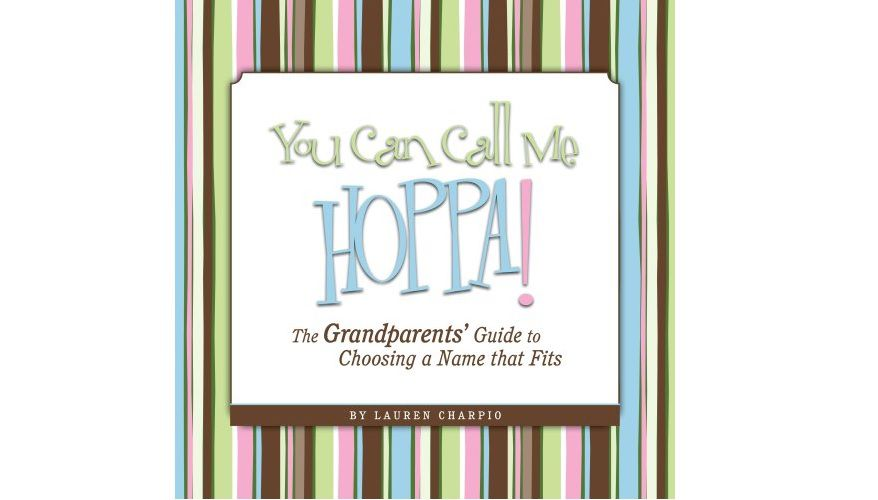 Book About Grandparent Names