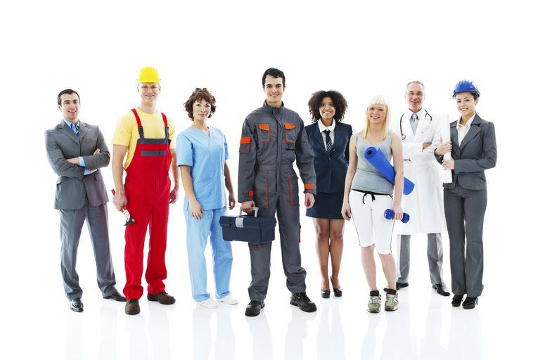 Diferentes profesionales pueden obtener una visa para trabajar en Estados Unidos.