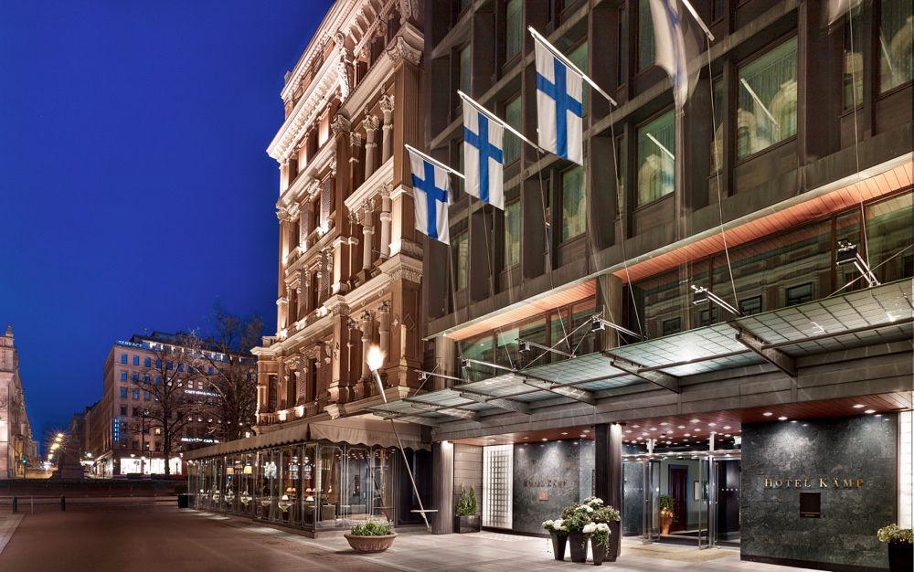 Hotel Kamp Helsinki Finland Luxury Travel Vacations