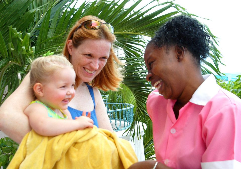 Jamaica All-Inclusive Resort with Vacation Nannies