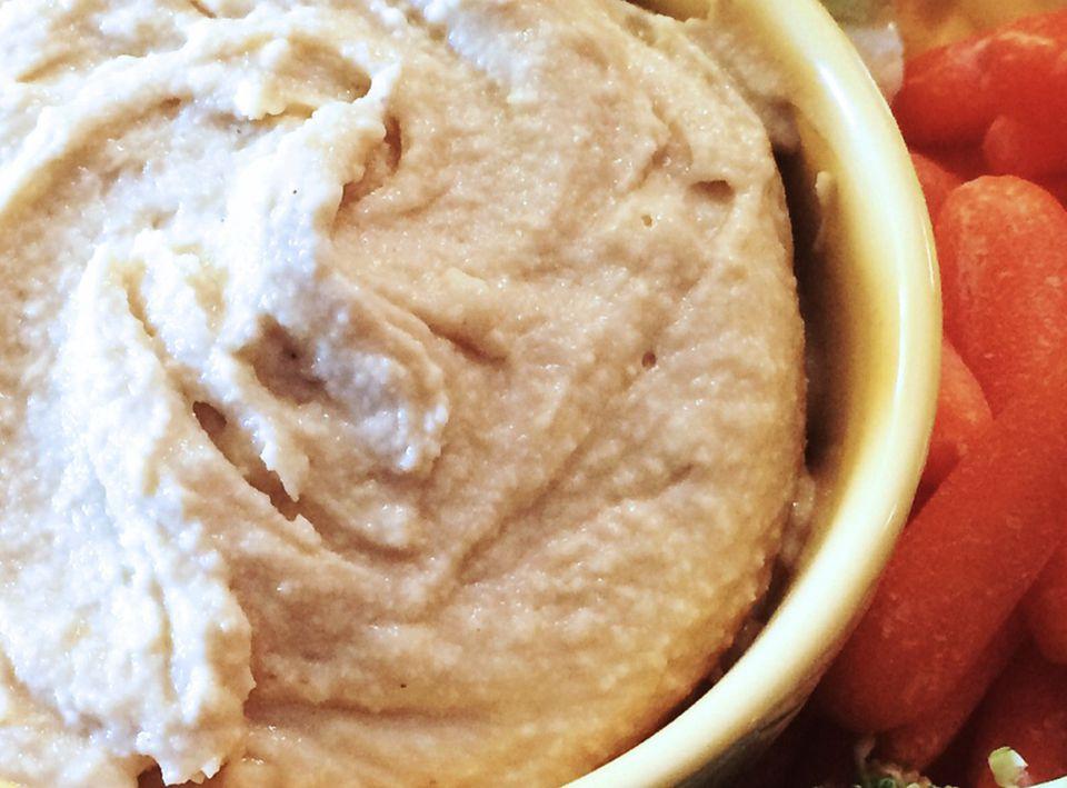 White bean hummus - vegan