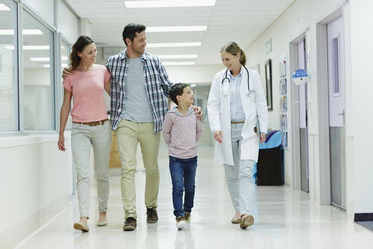happy family doctor