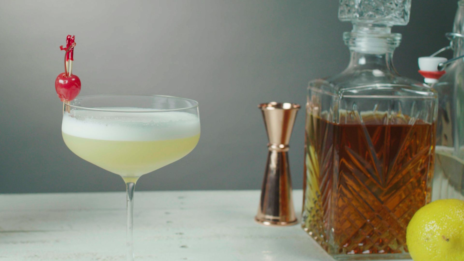 The Best Whiskey Sour Recipe