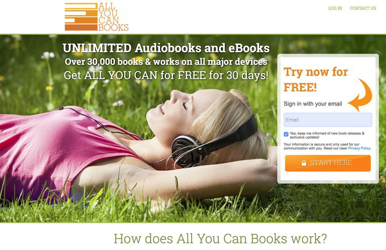 free iPhone audio books: allyoucanbooks