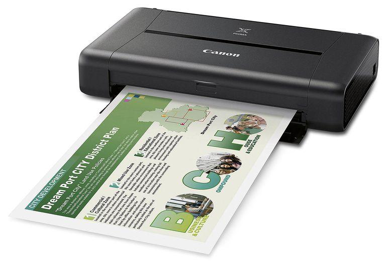 Canon Pixma iP110 Photo Inkjet Printer
