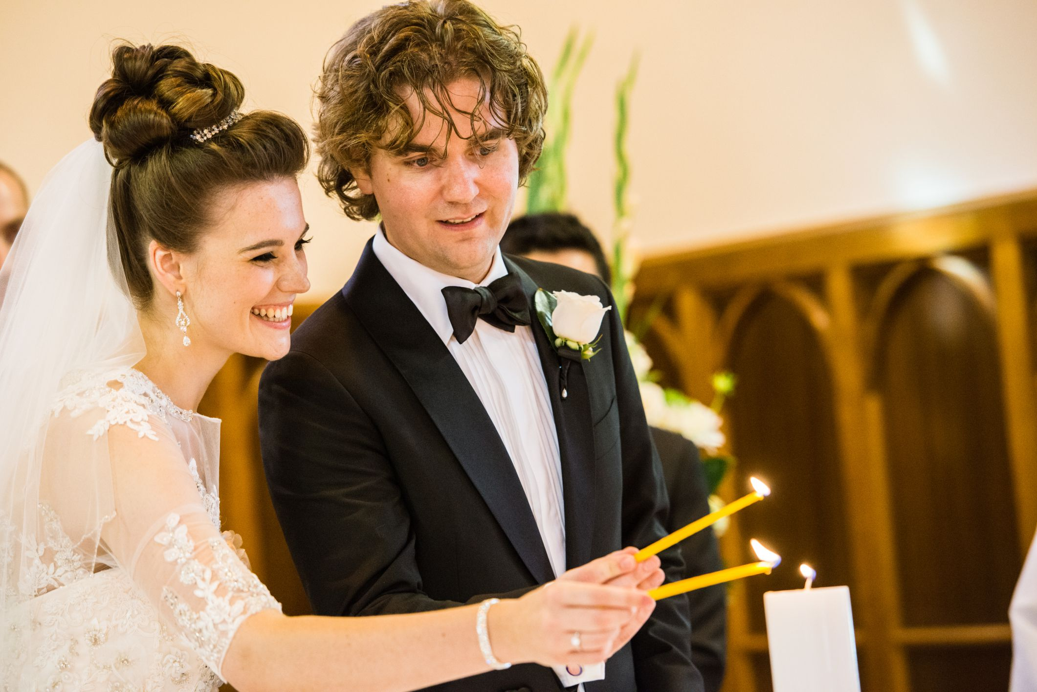 Tips For Lighting The Candles In Your Christian Wedding